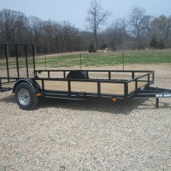 Single Axel Trailers