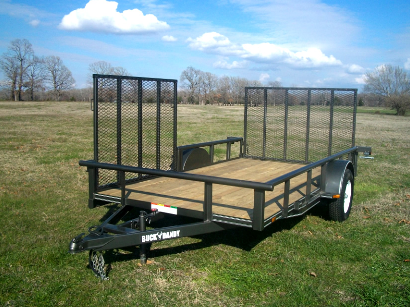 LITTLE BUCK  UTILITY- 2,900 LBS. GVWR