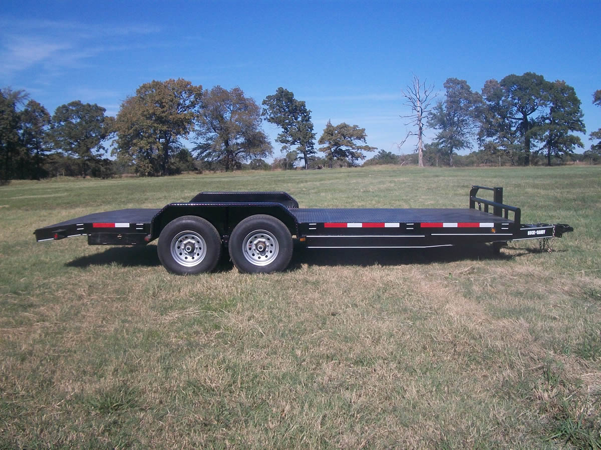 BIG BUCK CAR HAULER14,000 LBS. GVWR